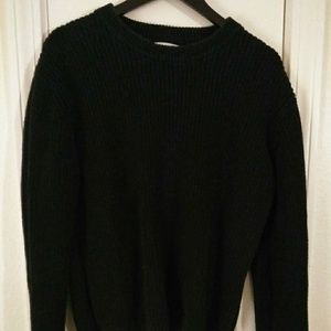 Men's Urban Outfitters Ribbed Cotton Sweater